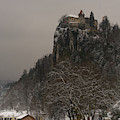 Bled Castle by MSVRVisual Rawshutterbug