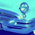 Blue 1955 Buick Special by David King
