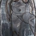 Blue Death Body by Siobhan Dempsey