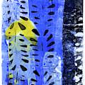 Blue Garden 1 by Tonya Doughty