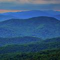 Blue Ridges Of Virginia by Raymond Salani III