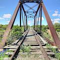 Bluebonnet Bridge by JC Findley