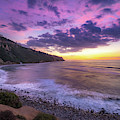 Bluff Cove After Sunset by Andy Konieczny