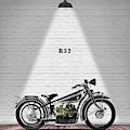 Bmw R 32 by Mark Rogan