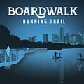 Boardwalk Running Trail by Austin Welcome Center
