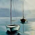 Boat Sails by Galeria Trompiz