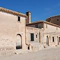 Boquer Valley Building In Majorca by David Fowler