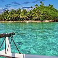 Bora Bora Lagoon by Lyl Dil Creations