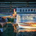 Boston Rowing Center by Rick Berk