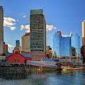 Boston Tea Party by Rick Berk
