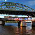 Boston University Bridge by Joann Vitali