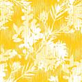 Botanical Silhouette Pattern Seamless by Stuckmotion
