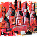 Bottles Of Drink by Ariadna De Raadt