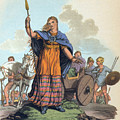 Boudica, Queen Of Iceni by Science Source