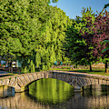 Bourton-on-the-water, Gloucestershire by David Ross