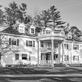 Bowdoin College Baxter House by University Icons