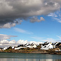 Bowmore Harbour by Nicholas Blackwell