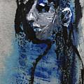 Boy In Blue by Artist Dot