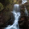 Brace Mountain Falls 2 by Bill Wakeley