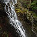 Brace Mountain Falls 3 by Bill Wakeley