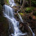 Brace Mountain Falls by Bill Wakeley