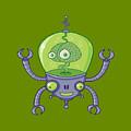 Brainbot Robot With Brain by John Schwegel