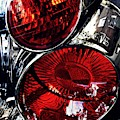 Brake Light 13 by Sarah Loft