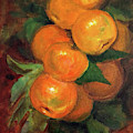 Branch Of Clementines by Asha Sudhaker Shenoy