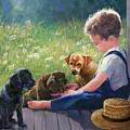 Breakfast Buddies by Laurie Snow Hein