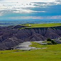 Breathtaking Beauty Of The Badlands by Susan Rydberg