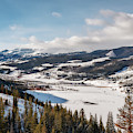 Breckenridge View by Sharon Seaward