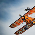 Breitling Wing Walker On Side by Scott Lyons