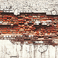 Brick Wall Falling Apart by Ty Alexander Photography