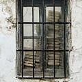 Bricked Up Window by Helen Northcott
