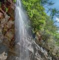 Bridal Veil Waterfall by Judy Hall-Folde