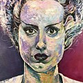 Bride Of Frankenstein by Jill Allport