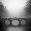 Bridge On Keizersgracht, Amsterdam by Cultura Exclusive/alex Holland