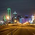 Bridge To Dallas by David Morefield