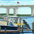 Bridge To Summer II by Rick Lang
