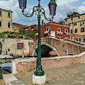 Bridges Of Venice by Jaroslaw Blaminsky