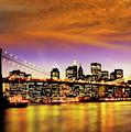 Bridging The East River by Scott Kemper