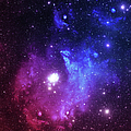 Bright Space Stars by Sololos