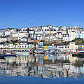 Brixham, Devon. by Colin Rayner