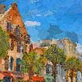 Broad St Charleston by Dan Sproul