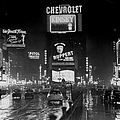 Broadway And Times Square At Night by New York Daily News Archive