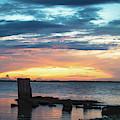 Broken Sunset by Joe Leone