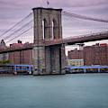 Brooklyn Bridge by Jacqui Boonstra