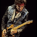 Bruce Springsteen Performs Live by Richard Mccaffrey