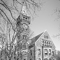 Bryn Mawr College Taylor Hall by University Icons