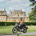 Bsa At Blenheim by Tim Gainey